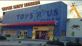 Download ABANDONED Toys R Us - With Toys Left Behind! (End of An Era) Video