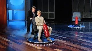 Download Steve Spangler Makes Ellen Float Video