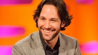 Download Paul Rudd's look - The Graham Norton Show - Series 12 Episode 14 Preview - BBC One Video