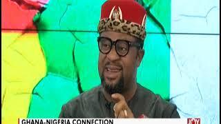 Download Ghana-Nigeria Connection - PM Express on JoyNews (18-6-19) Video