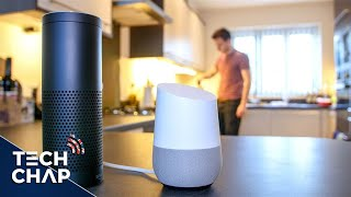 Download Google Home vs Amazon Echo - Which is Best? Video