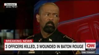 Download Sheriff David Clarke Crushes Don Lemon Over Hateful Black Lives Matter Video