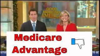 Download Good Morning America - High Risks of Medicare Advantage Plans Video