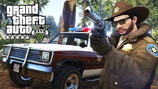 Download GTA 5 PLAY AS A COP MOD - NEW SHERIFF POLICE PATROL!! (GTA 5 Mods Gameplay) Video