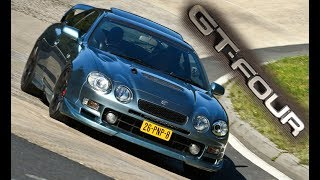 Download TOYOTA CELICA GT4 ST205 || AWD POWER Video