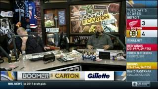 Download Boomer and Carton - Craig mocks Mike Francesa Super Bowl Trivia Game - Thomas in Long Island Video