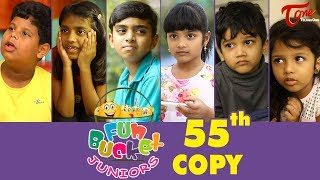 Download Fun Bucket JUNIORS | Episode 55 | Kids Funny Videos | Comedy Web Series | By Sai Teja - TeluguOne Video