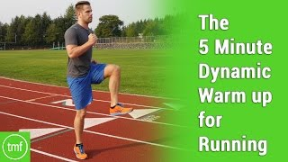 Download The 5 Minute Dynamic Warm Up for Running | Week 34 | Movement Fix Monday | Dr. Ryan DeBell Video
