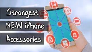 Download Strangest NEW iPhone Accessories Video