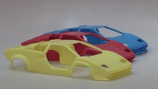 Download Moldmaking Tutorial: 2 Piece Scale Model Car Mold Video
