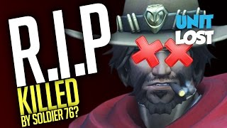 Download Overwatch - Has Soldier 76 KILLED McCree? Video