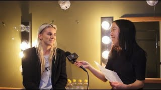 Download The Permanent Rain Press Interview with PVRIS Video