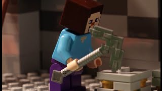 Download ″The Cave″ - LEGO Minecraft - Stop Motion Video