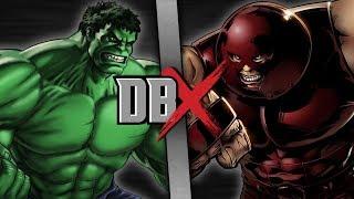 Download Hulk VS Juggernaut | DBX Video