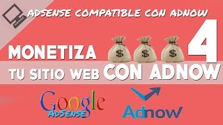 Download Curso De AdNow ″Agencia De Publicidad″ | Como Colocar Mis Anuncios En Blogger y Wordpress Video
