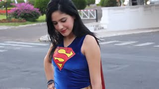 Download How to make a Super Girl costume #DIY Video