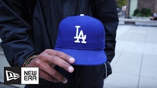 Download Man on the Street: Breaking In Your New Era Cap | New Era Cap Video