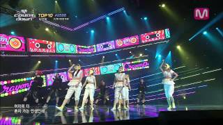 Download 크레용팝 어이 (Uh-ee by Crayon Pop of M COUNTDOWN 2014.4.10) Video