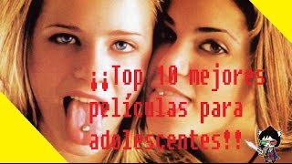 Download TOP 10 - Mejores películas para adolescentes (+ Sinopsis) Video
