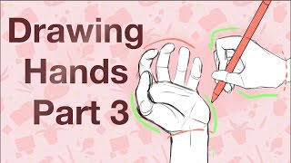 Download How to Draw Hands Part 3 - Holding and Grabbing - Drawing Tutorial Video
