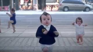 Download Dancing Babys - Evian Commercial | 2013 |The New Funny Evian Commercial Video