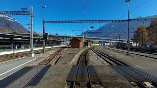 Download Drivers Eye View - Bernese Oberland Railway - Interlaken to Lauterbrunnen Video