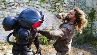 Download Aquaman vs Black Manta. Sicily | Aquaman [4k] Video
