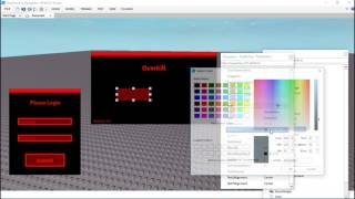 Download Speed Coding A Roblox Exploit GUI (Part 1) ″Overkill″ Video