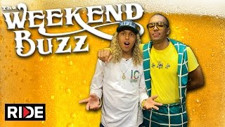Download Mikey Alfred & Olan Prenatt: Illegal Civilization & Modeling! Weekend Buzz Season 3, ep. 114 pt. 1 Video