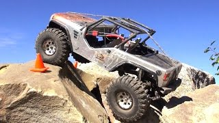Download RC ADVENTURES - TTC 2015 - ROCK GAUNTLET - Tough Truck Challenge (Event 3) Video