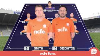 Download Football Team Lineups - Sky Sports Style Video