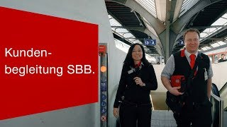 Download Kundenbegleitung SBB. Video