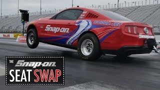 Download Snap-on Seat Swap Featuring Cruz Pedregon and Joey Logano Video