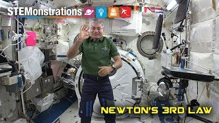 Download STEMonstrations: Newton's Third Law of Motion Video