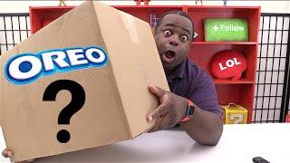 Download MYSTERY BOX from OREO! Video