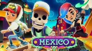 Download 💀 Subway Surfers Mexico (Halloween 2017) 👻 Video