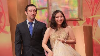 Download Chàng trai Anh Quốc cân nhắc rất kỹ khi đám cưới với cô gái Việt Nam 💏 Video