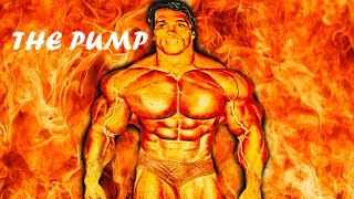 Download THE PUMP | ARNOLD SCHWARZENEGGER | BODYBUILDING MOTIVATION Video