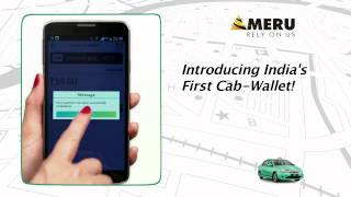 Download Introducing New Meru Cabs App Video