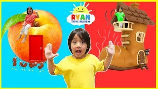 Download Ryan plays Would You Rather kids edition! Video