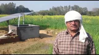 Download Farmer from UP, India talks about Rotosol Solar Pump Video
