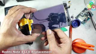 Download Xiaomi Redmi Note 4 LCD Repairing/Changing/Replacement Video