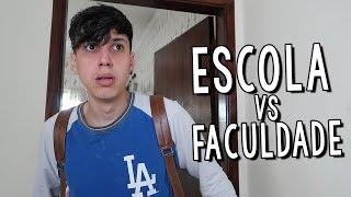 Download ESCOLA VS. FACULDADE Video