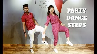Download Party Dance Steps , easy and basic steps, wedding dance steps, how to learn dance, The dance mafia Video