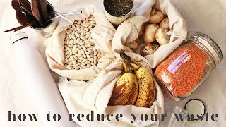 Download 30 EASY WAYS REDUCE YOUR WASTE | My Top Tips & Hacks For Beginners! Video