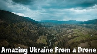 Download Amazing Ukraine from a drone in 4K Video