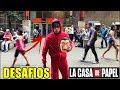 Download ENTREI NO BANCO MASCARADO #DESAFIOS LA CASA DE PAPEL Video