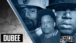 Download Dubee speaks his mind on the beef between E-40 & Mac Dre || That's My Word Video