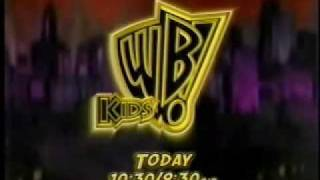 Download Kids' WB! Promos from 2004-2005 Video
