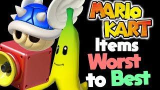Download Ranking Every Item in Mario Kart Video